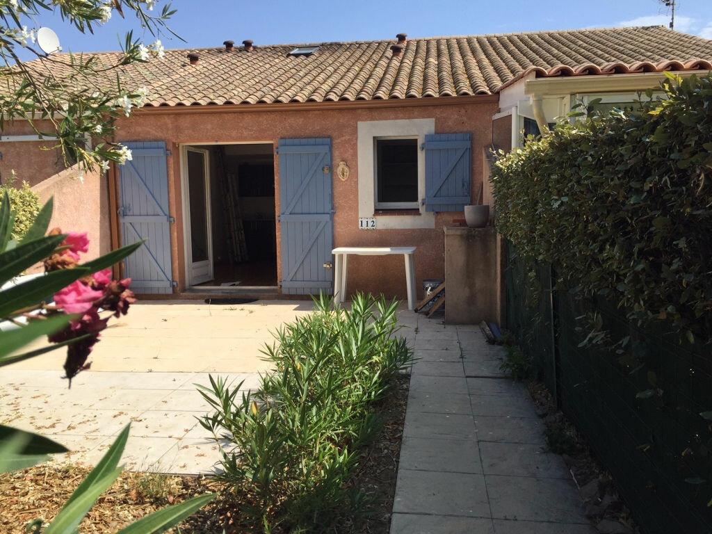 Location Maison 2 pièces à Loupian - vignette-1