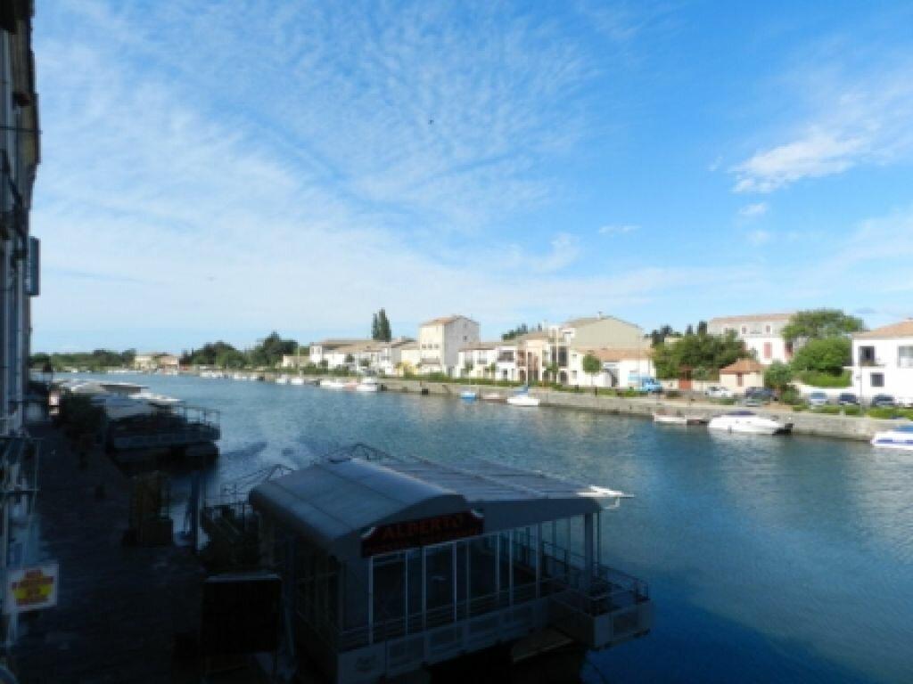 Location Appartement 2 pièces à Agde - vignette-1