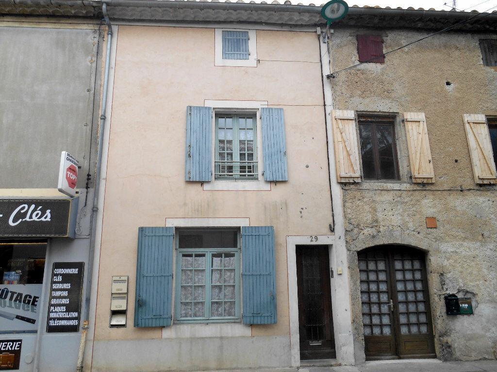 Achat Immeuble  à Lézignan-Corbières - vignette-1