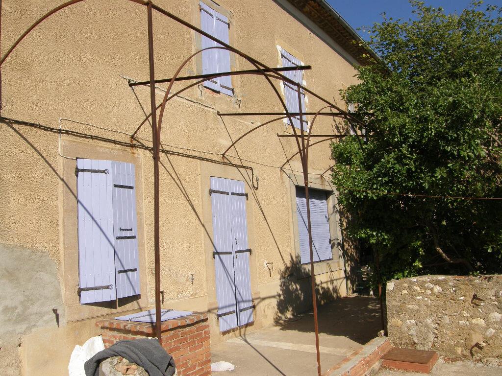 Achat Maison 4 pièces à Thézan-des-Corbières - vignette-1
