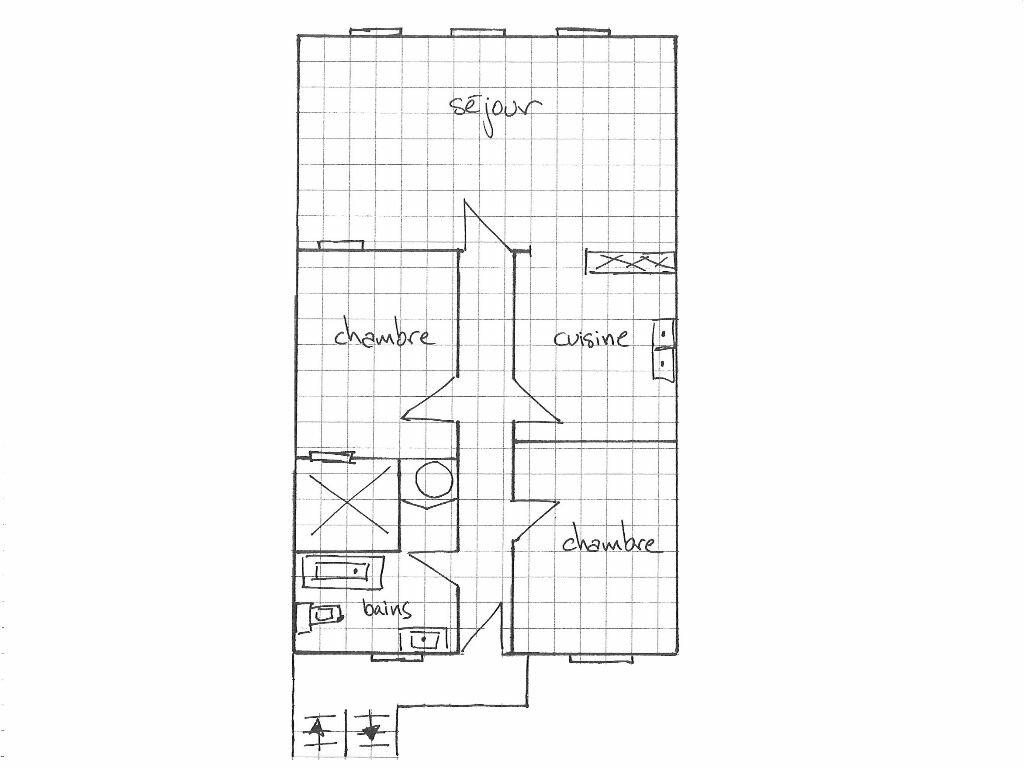 Achat Appartement 3 pièces à Peyrehorade - vignette-5