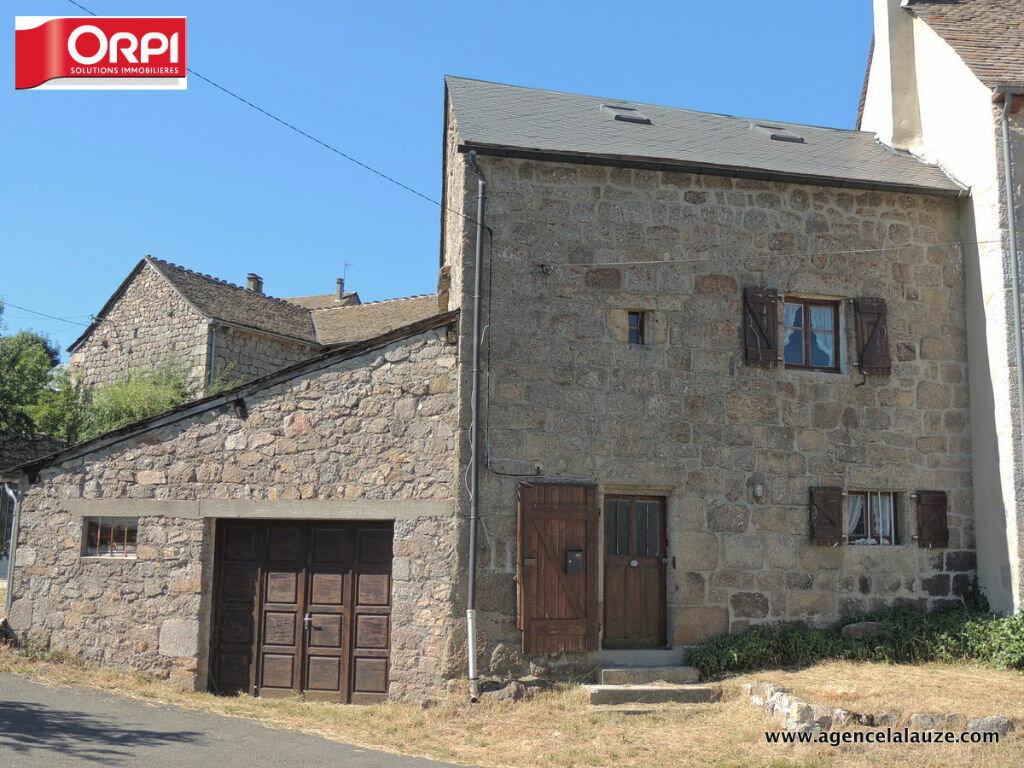 Achat Maison 4 pièces à Rieutort-de-Randon - vignette-1