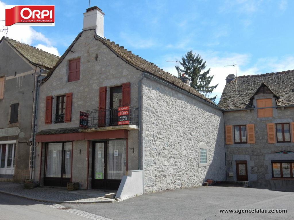 Achat Maison 8 pièces à Rieutort-de-Randon - vignette-1