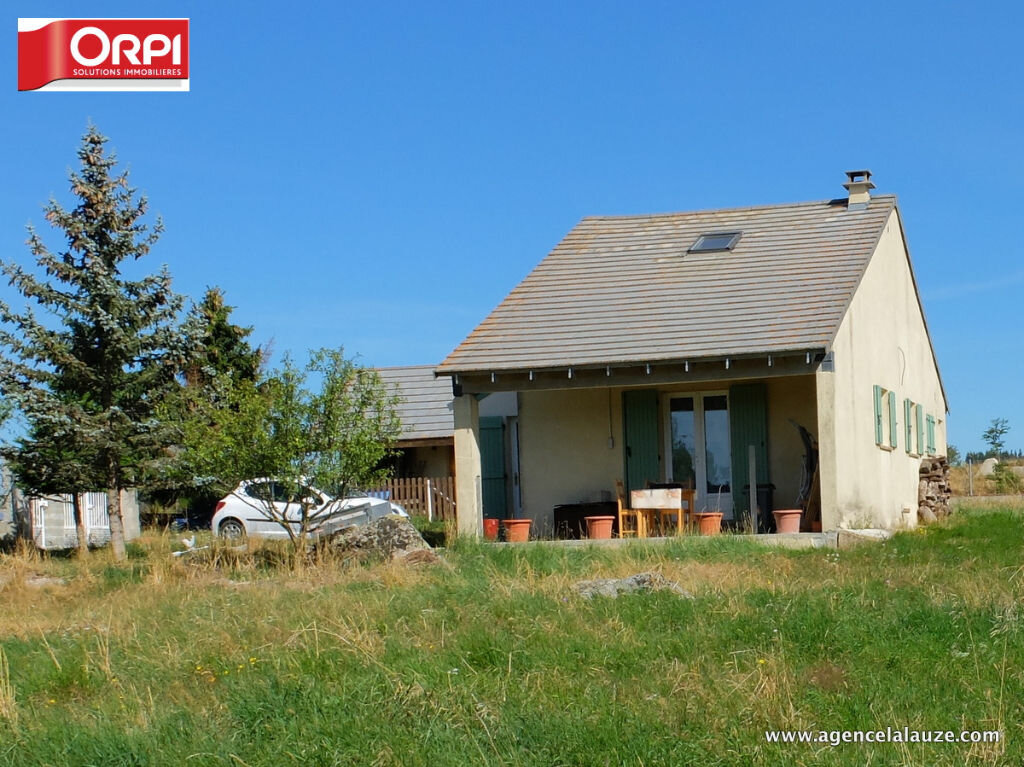 Achat Maison 4 pièces à Châteauneuf-de-Randon - vignette-1