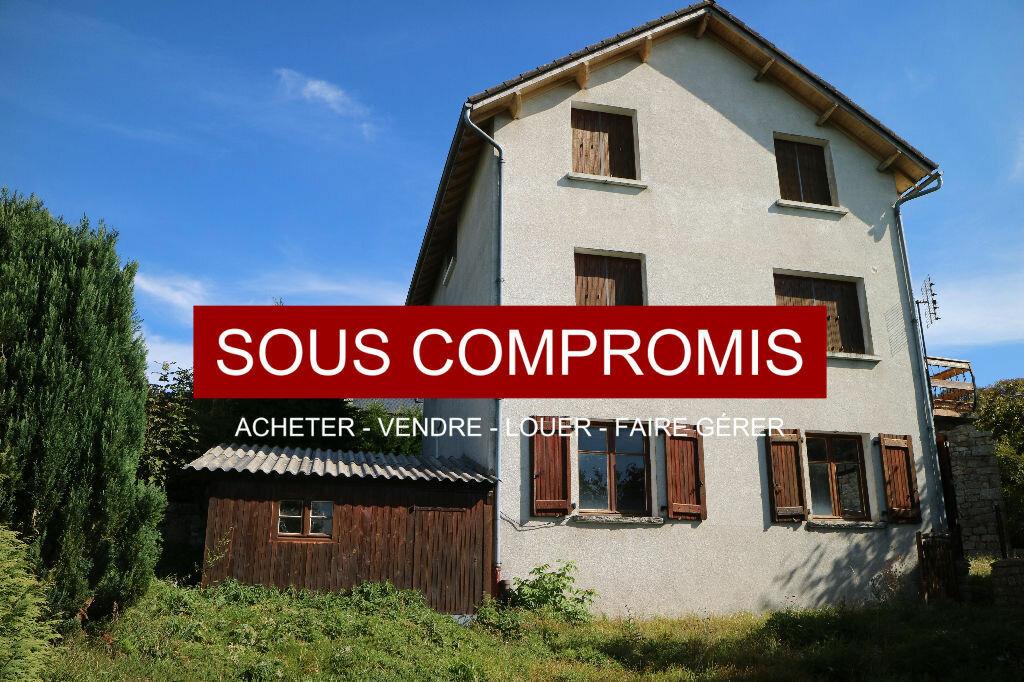 Achat Maison 4 pièces à Le Malzieu-Ville - vignette-18