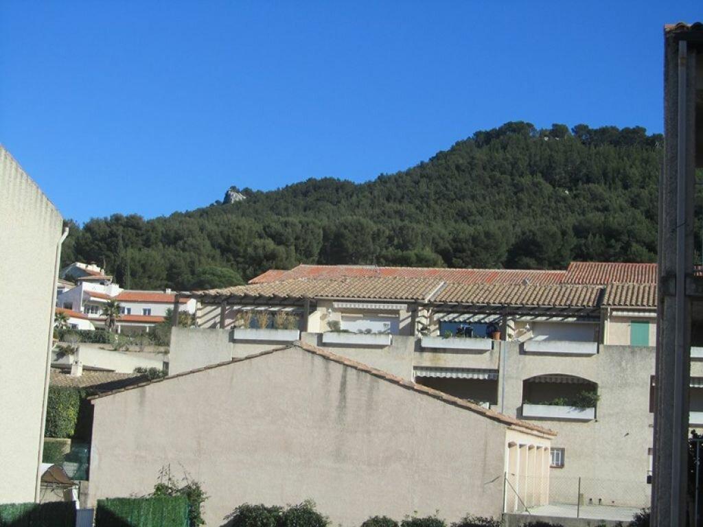 Achat Appartement 1 pièce à Saint-Cyr-sur-Mer - vignette-1
