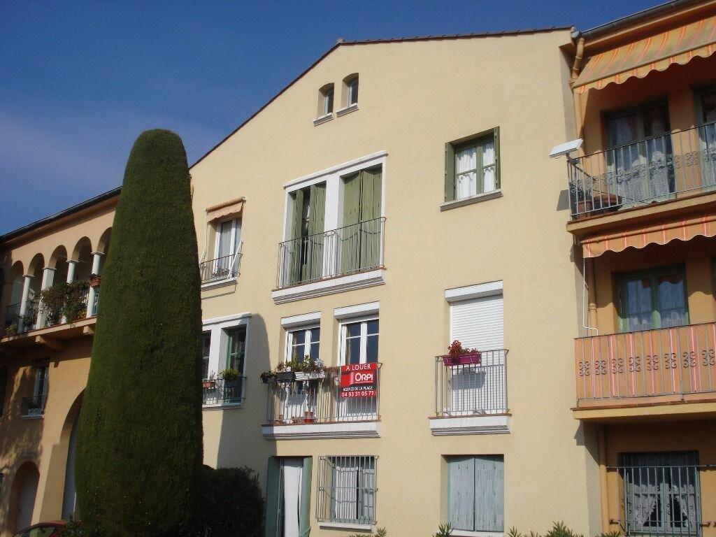 Location Appartement 2 pièces à Villeneuve-Loubet - vignette-1