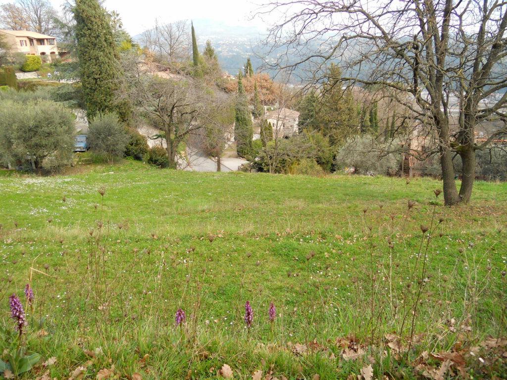 Achat Terrain  à Saint-Jeannet - vignette-1