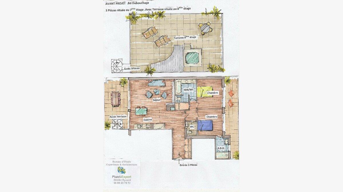 Achat Appartement 3 pièces à Nice - vignette-11
