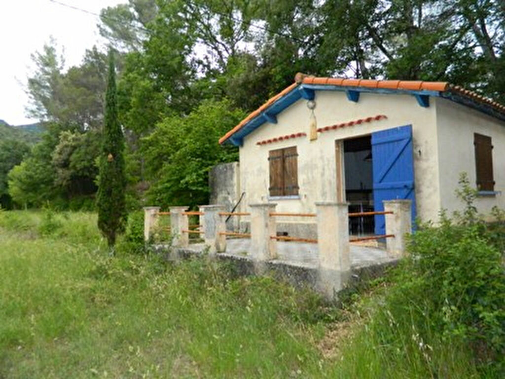 Achat Maison 1 pièce à Saint-Zacharie - vignette-1