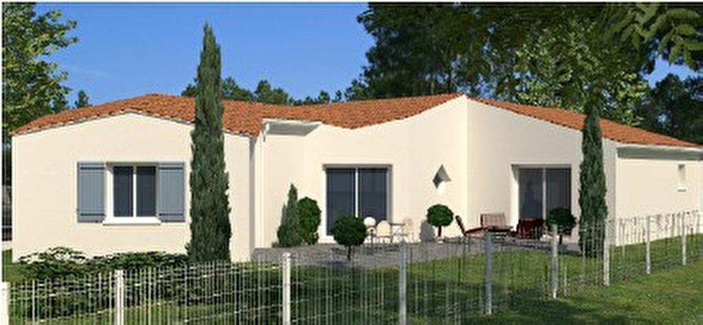Achat Maison 5 pièces à Saint-Palais-sur-Mer - vignette-1