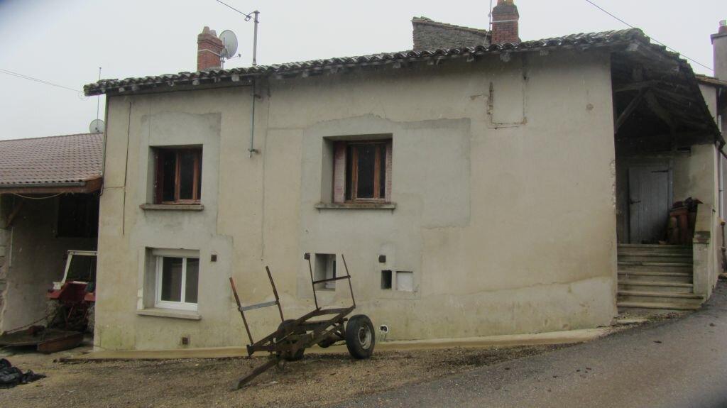 Achat Maison 4 pièces à Saint-Martin-du-Mont - vignette-1