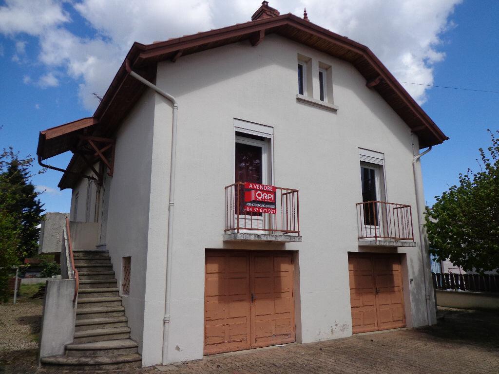 Achat Maison 6 pièces à Saint-Denis-lès-Bourg - vignette-1
