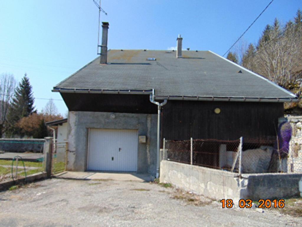 Achat Maison 4 pièces à Hauteville-Lompnes - vignette-1