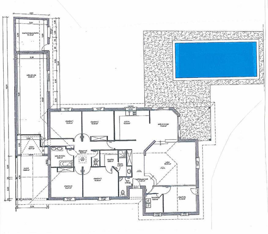 Achat Maison 8 pièces à Jasseron - vignette-1