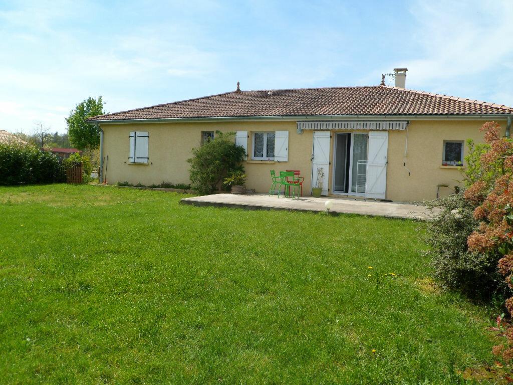 Achat Maison 5 pièces à Saint-Didier-sur-Chalaronne - vignette-1