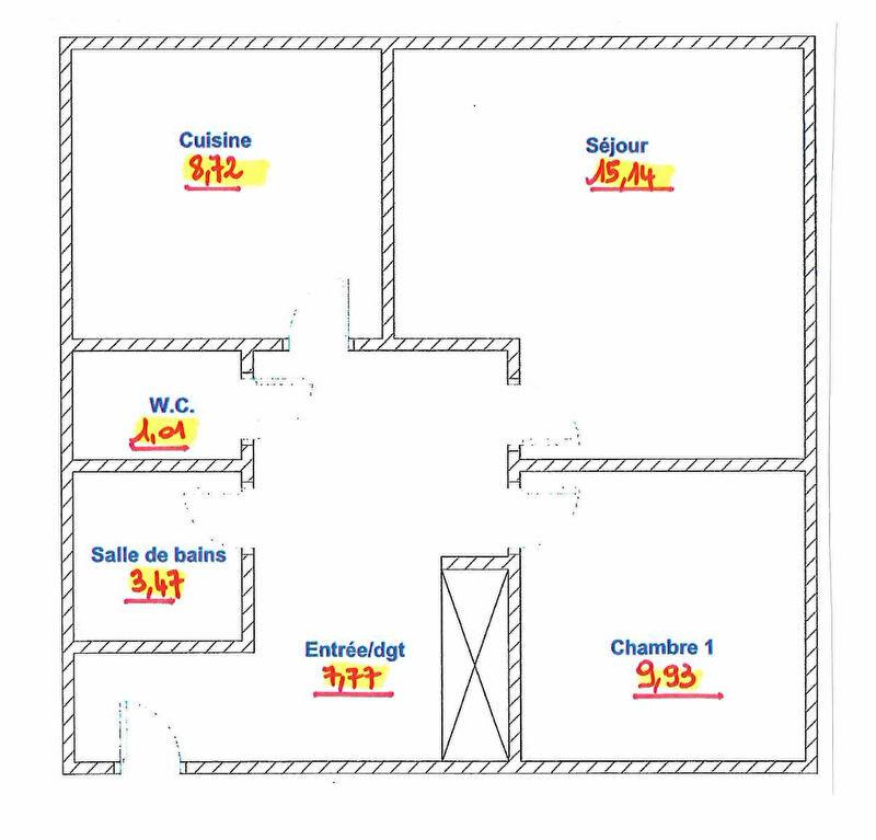 Achat Appartement 2 pièces à Bourg-en-Bresse - vignette-6