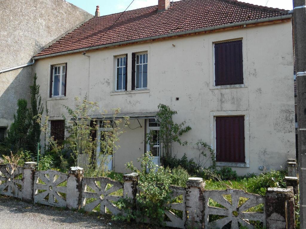 Achat Maison 7 pièces à Montmirey-le-Château - vignette-1