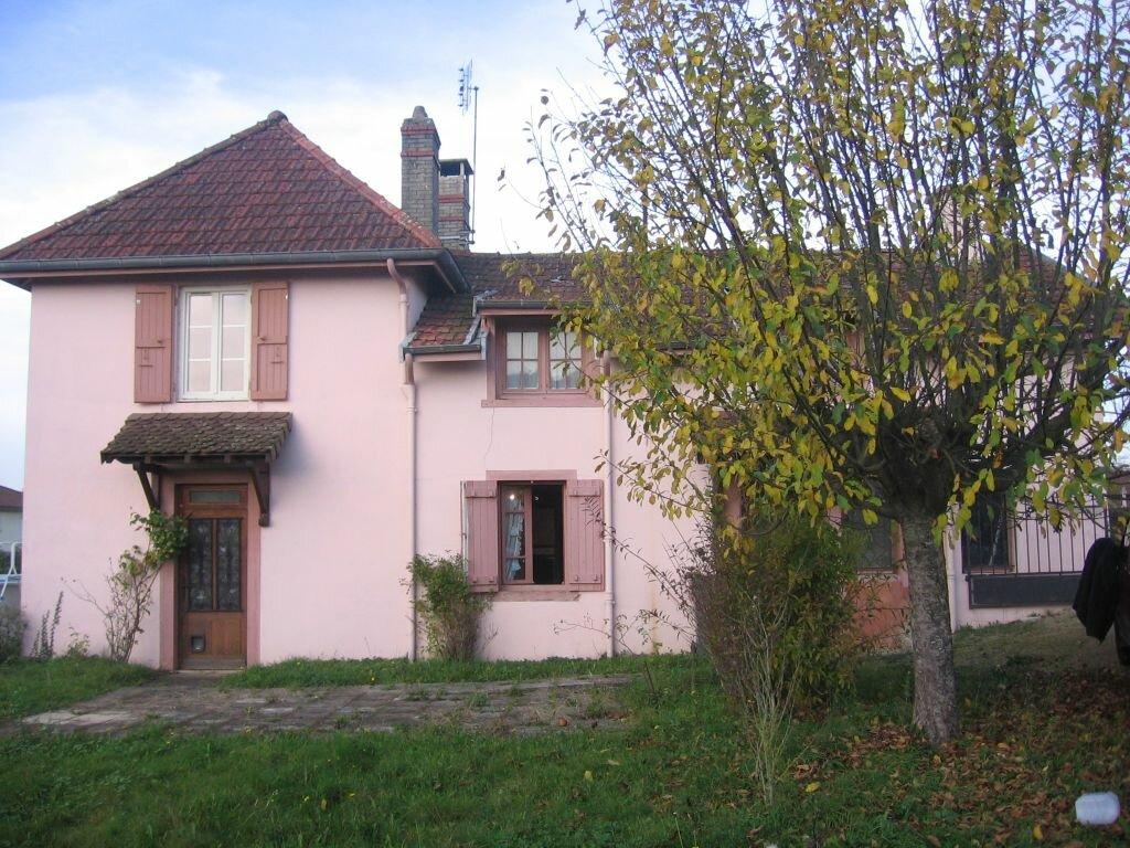 Achat Maison 5 pièces à Saint-Julien-sur-Reyssouze - vignette-1