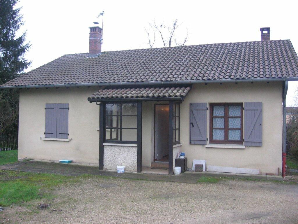 Achat Maison 3 pièces à Saint-Julien-sur-Reyssouze - vignette-1