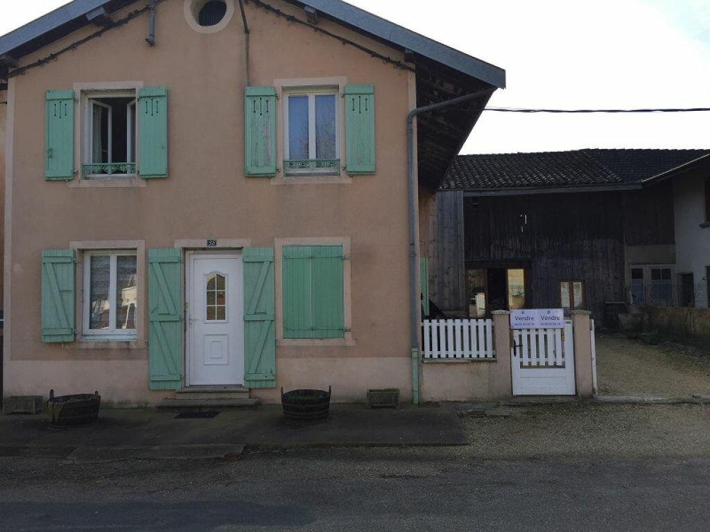 Achat Maison 6 pièces à Saint-Trivier-de-Courtes - vignette-2