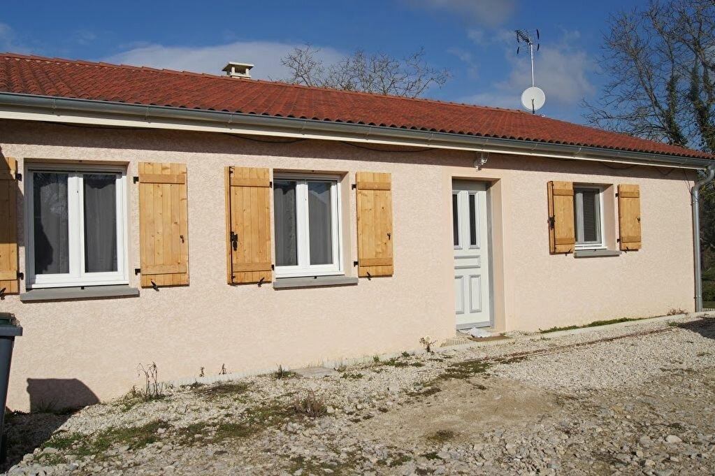 Achat Maison 6 pièces à Chavannes-sur-Reyssouze - vignette-1