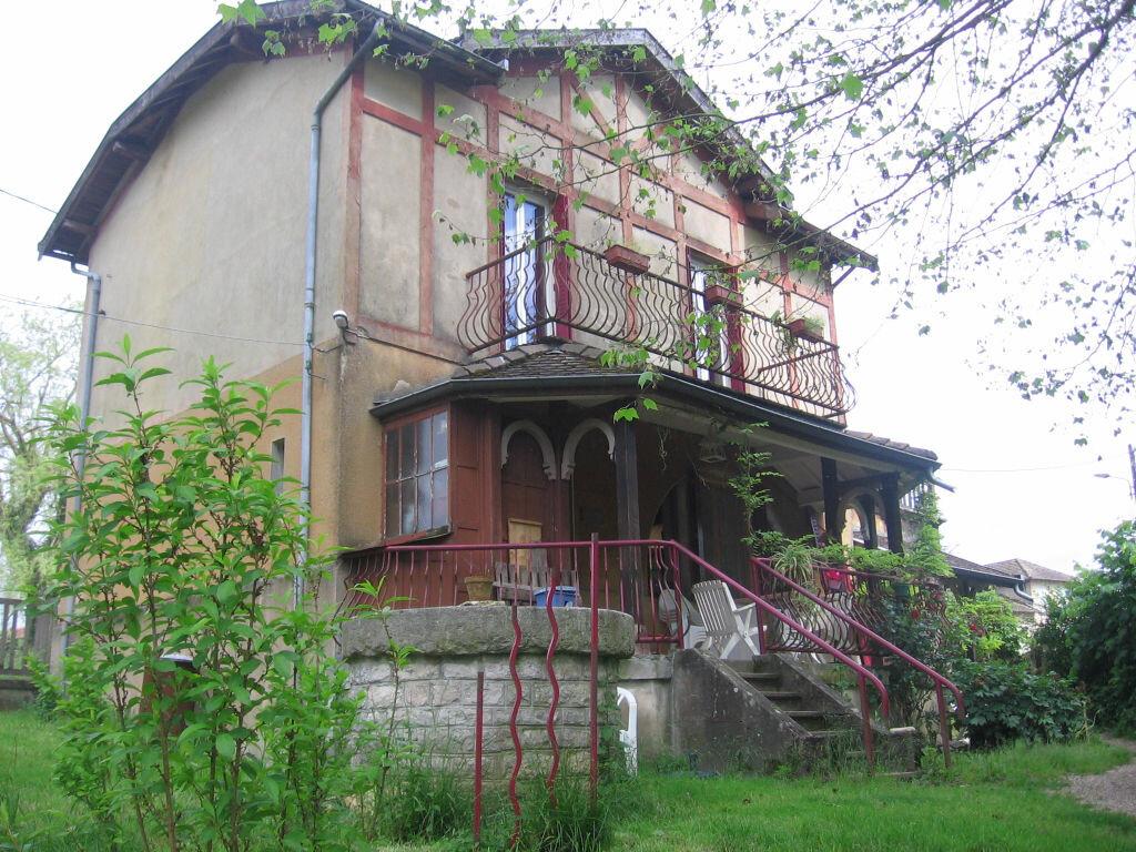 Achat Maison 4 pièces à Saint-Trivier-de-Courtes - vignette-1