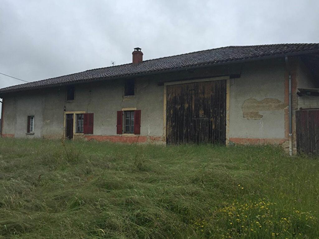 Achat Maison 4 pièces à Cras-sur-Reyssouze - vignette-1