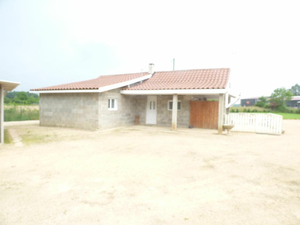 Achat Maison 3 pièces à Montpont-en-Bresse - vignette-1