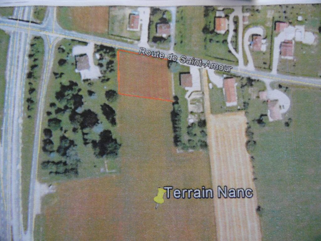Achat Terrain  à Nanc-lès-Saint-Amour - vignette-1