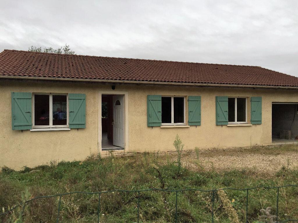 Achat Maison 5 pièces à Saint-Jean-sur-Reyssouze - vignette-1