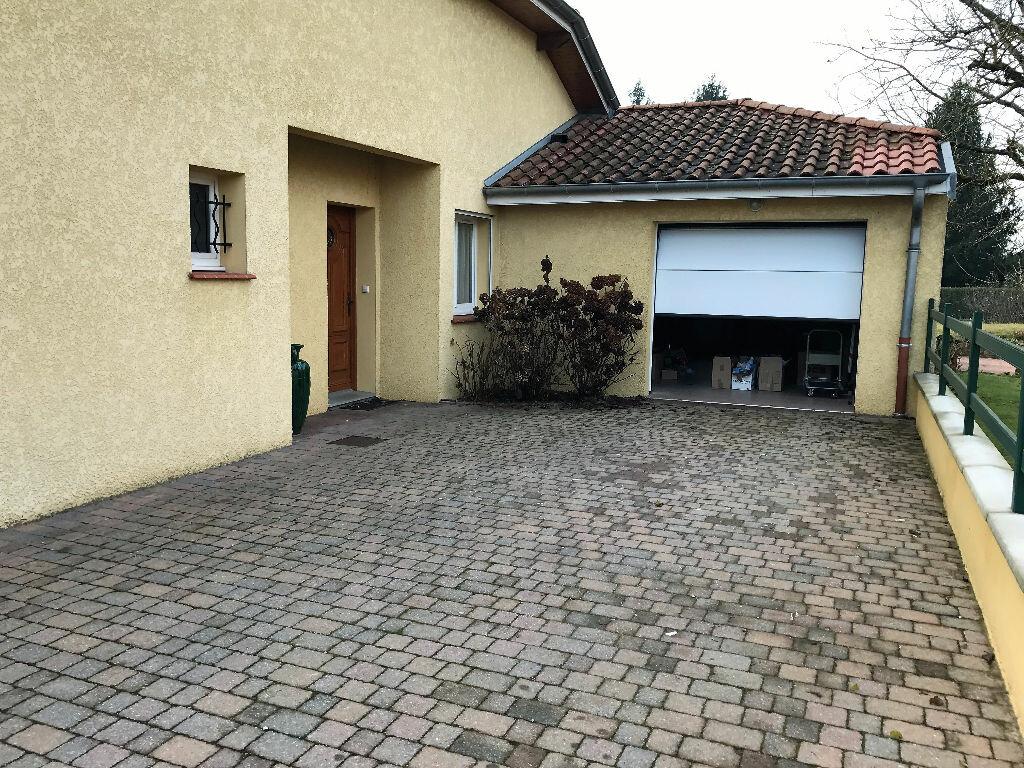 Achat Maison 6 pièces à Montrevel-en-Bresse - vignette-3
