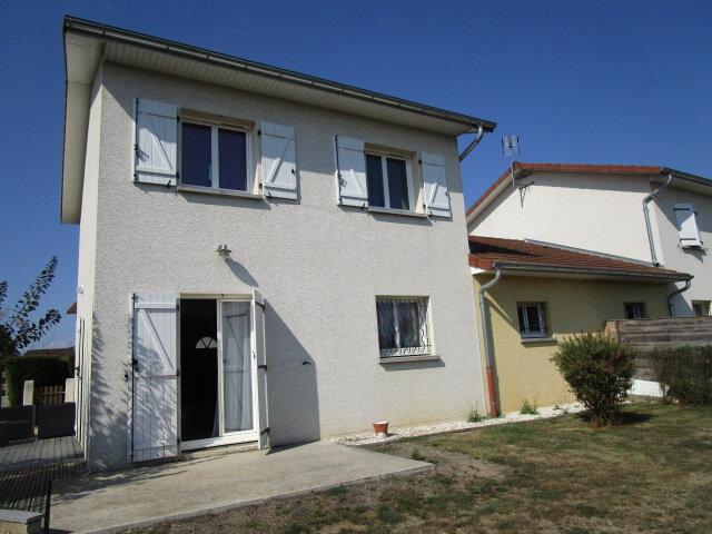 Achat Maison 5 pièces à Cras-sur-Reyssouze - vignette-1