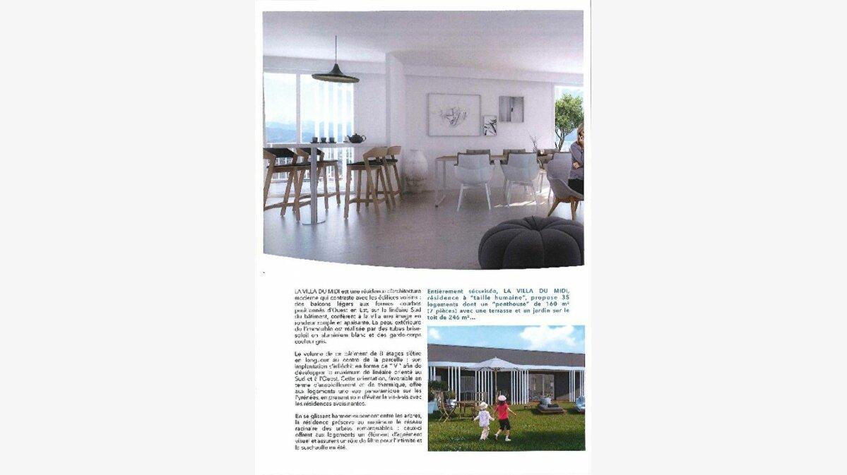 Achat Appartement 4 pièces à Pau - vignette-5