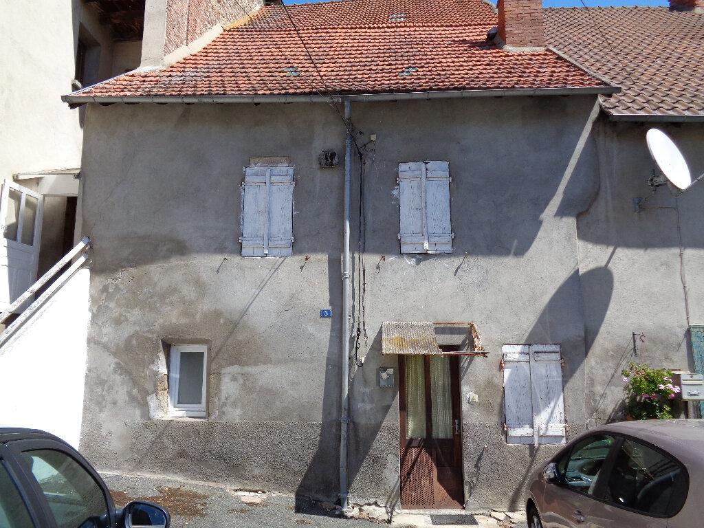 Achat Maison 2 pièces à Montaigut - vignette-1