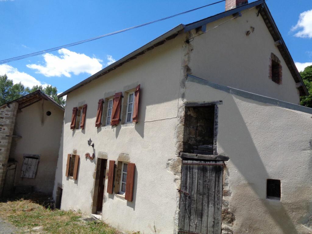 Achat Maison 3 pièces à Pionsat - vignette-1