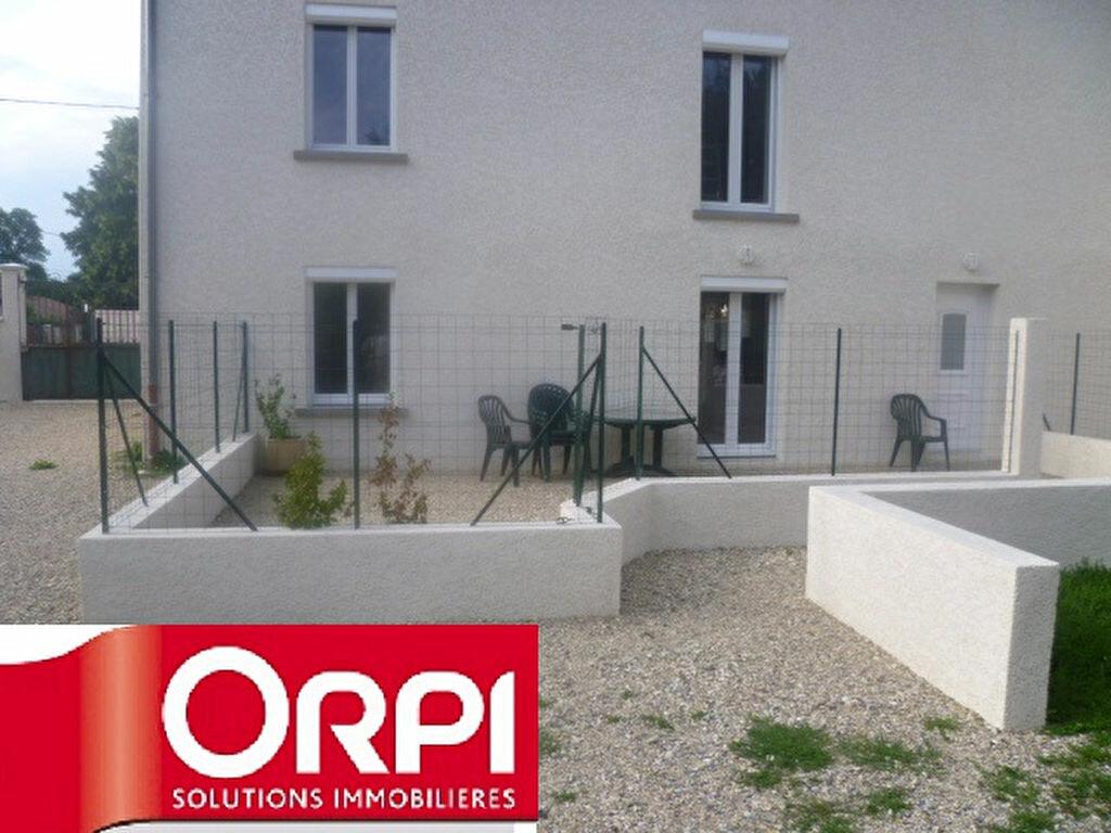 Achat Appartement 4 pièces à Brézins - vignette-1