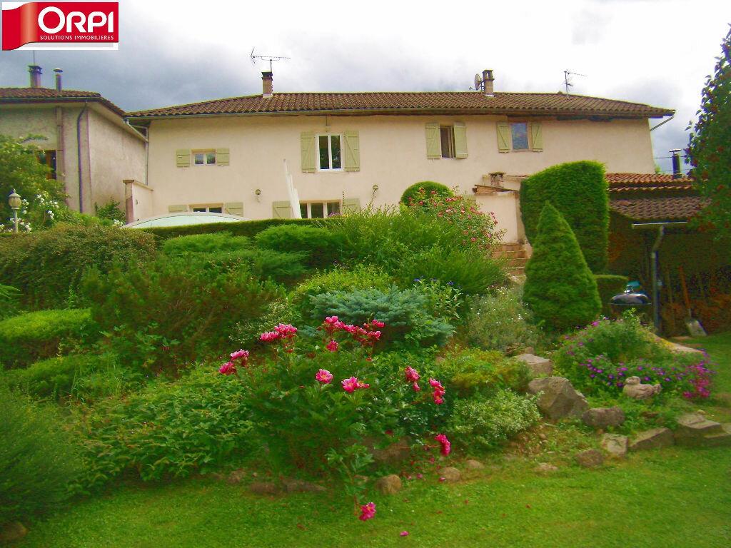 Achat Maison 8 pièces à Saint-Pierre-de-Bressieux - vignette-1