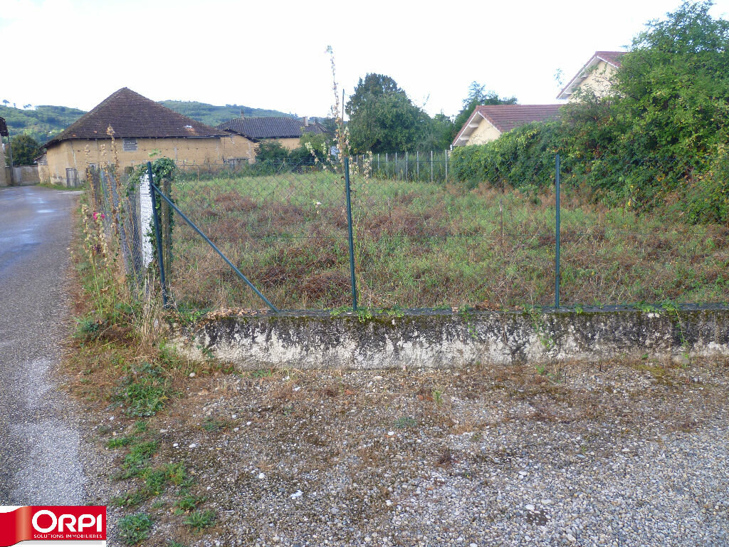 Achat Terrain  à Saint-Étienne-de-Saint-Geoirs - vignette-1