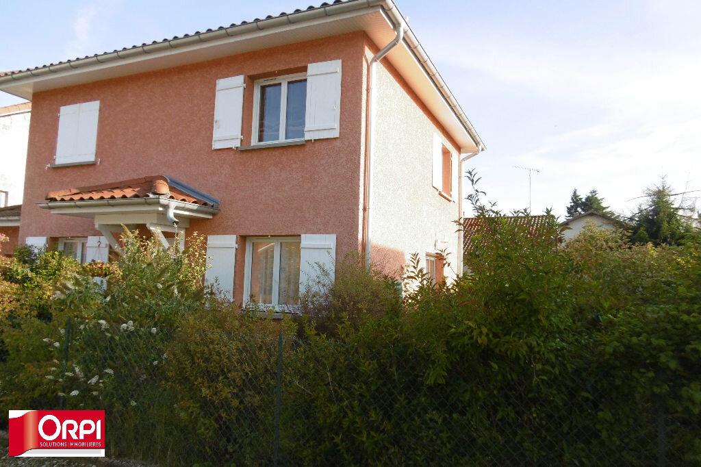Achat Maison 5 pièces à Châtonnay - vignette-1
