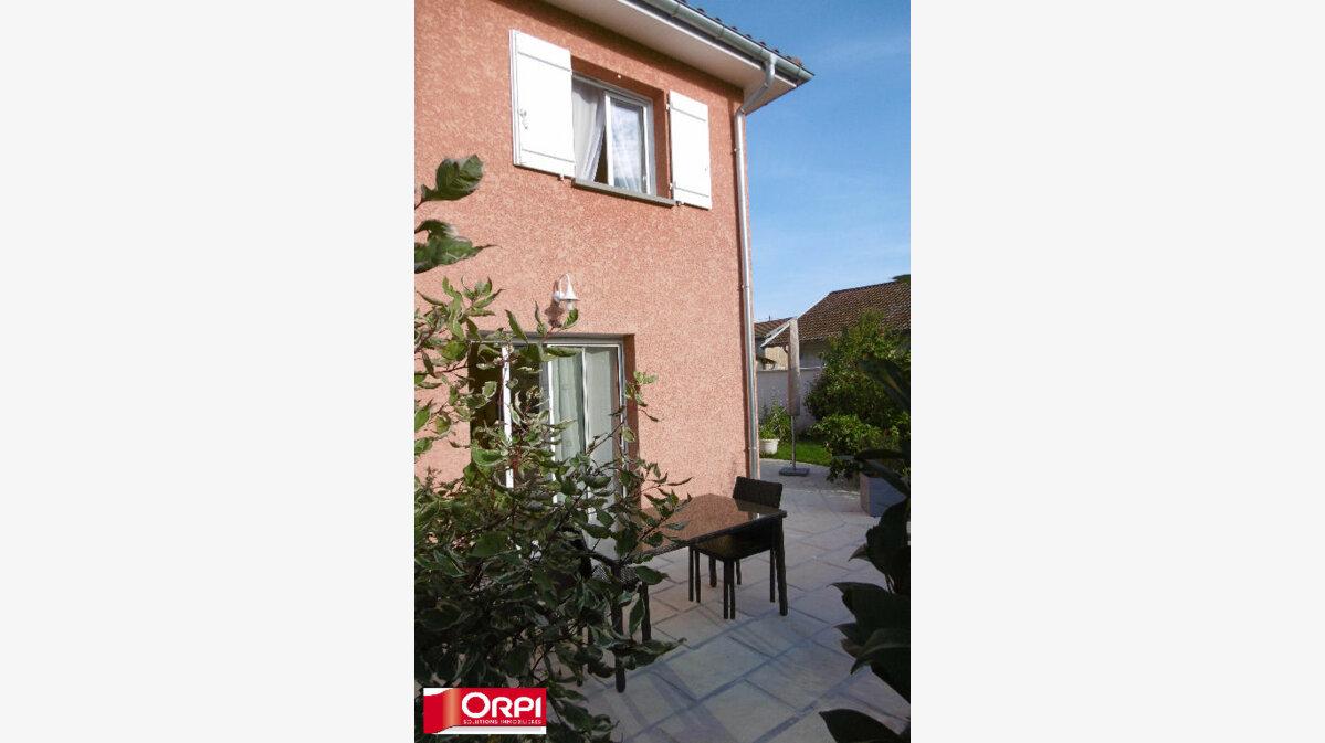 Achat Maison 5 pièces à Châtonnay - vignette-2