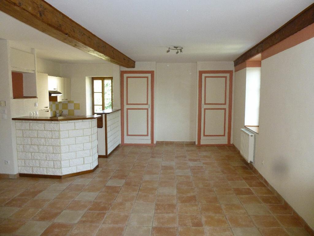 Location Appartement 3 pièces à Bourg-de-Péage - vignette-1