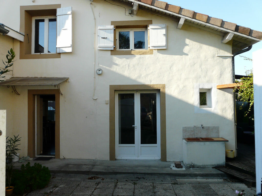 Achat Maison 4 pièces à Chatuzange-le-Goubet - vignette-1