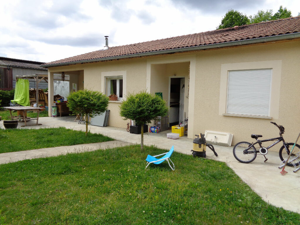 Achat Maison 6 pièces à Châtillon-Saint-Jean - vignette-1