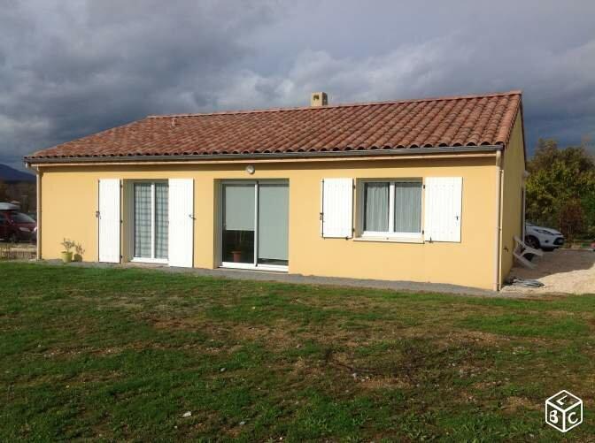 Achat Maison 7 pièces à Berrias-et-Casteljau - vignette-2