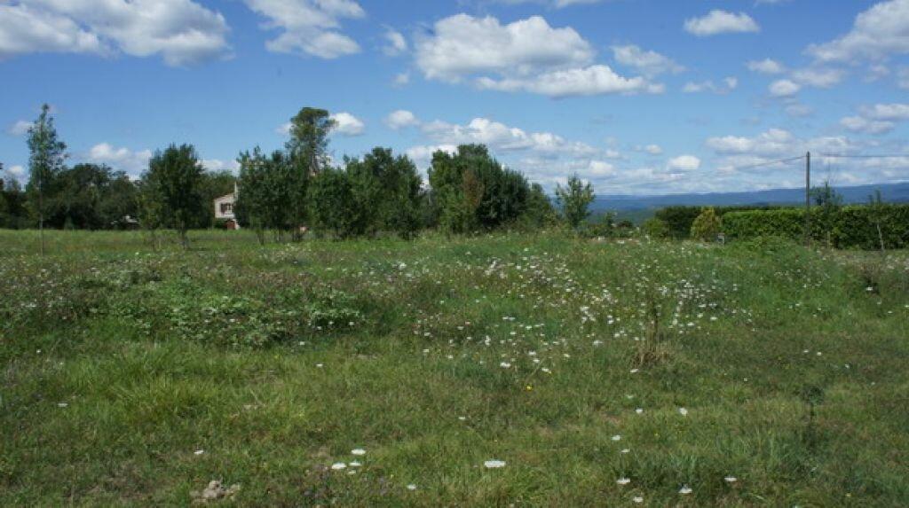 Achat Terrain  à Berrias-et-Casteljau - vignette-1