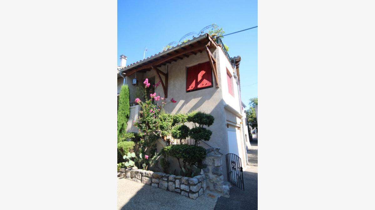 Achat Maison 5 pièces à Saint-Alban-Auriolles - vignette-1