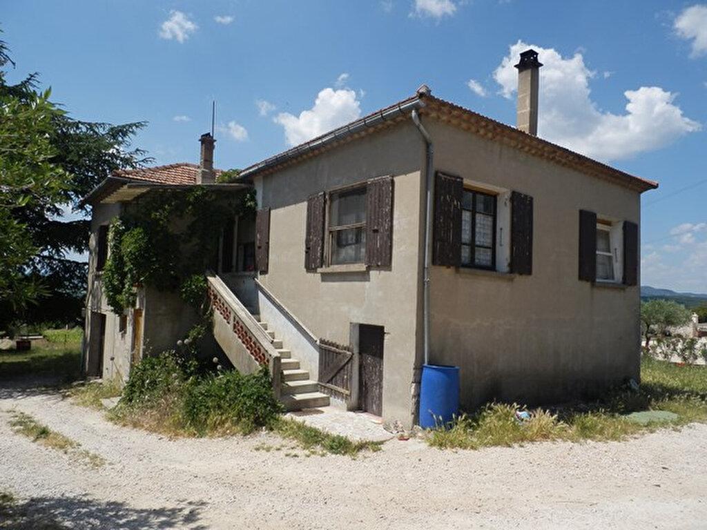 Achat Maison 6 pièces à Barjac - vignette-1