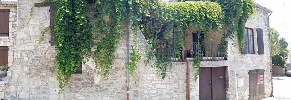 Achat Maison 4 pièces à Barjac - vignette-9