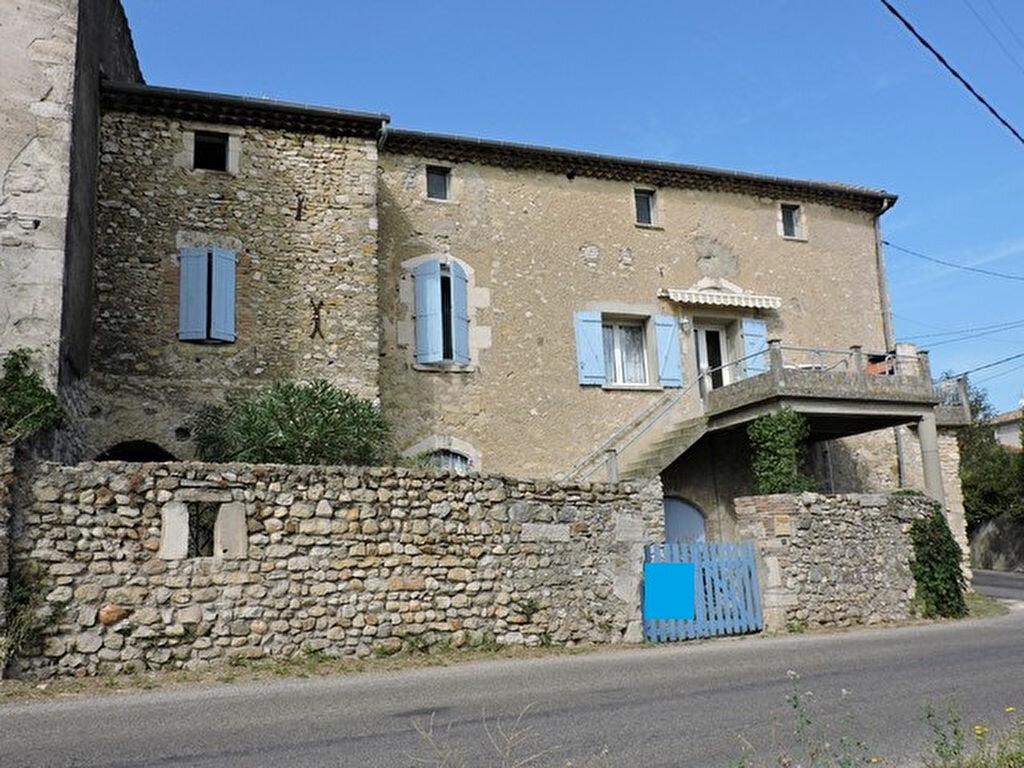 Achat Maison 7 pièces à Saint-Victor-de-Malcap - vignette-1